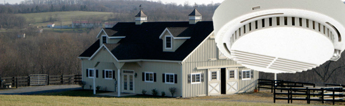 Barn- Avigilon Access Control in Maryland